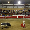 Bull fighting in San Luis Potosi, Mexico.