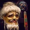 Tibetan Masks at Rubin Museum in NYC