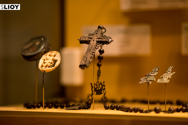 Relics of a Catholic Mission in Texas' Rio Grande Valley.