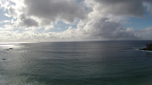 Waimea Bay Beach Park Aerials