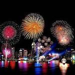 4752 Friday Night Fireworks Cruise  - Aqua Zone