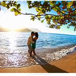 4737 Oahu - A Simple Beach Wedding - Maui'd Forever