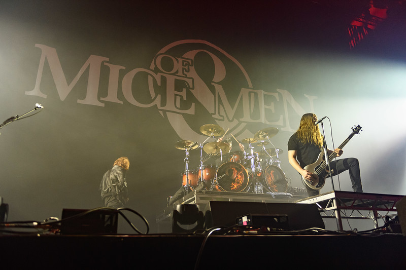 Of Mice And Men @ SSE Arena, Wembley 21/12/17