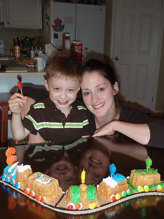 Jack's 3rd Birthday!