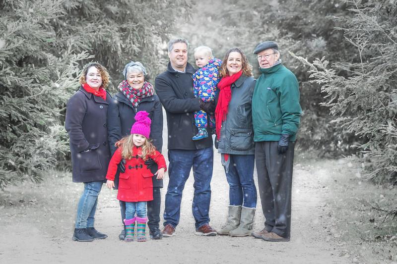 2019 - Family Ripley 001 snow scene