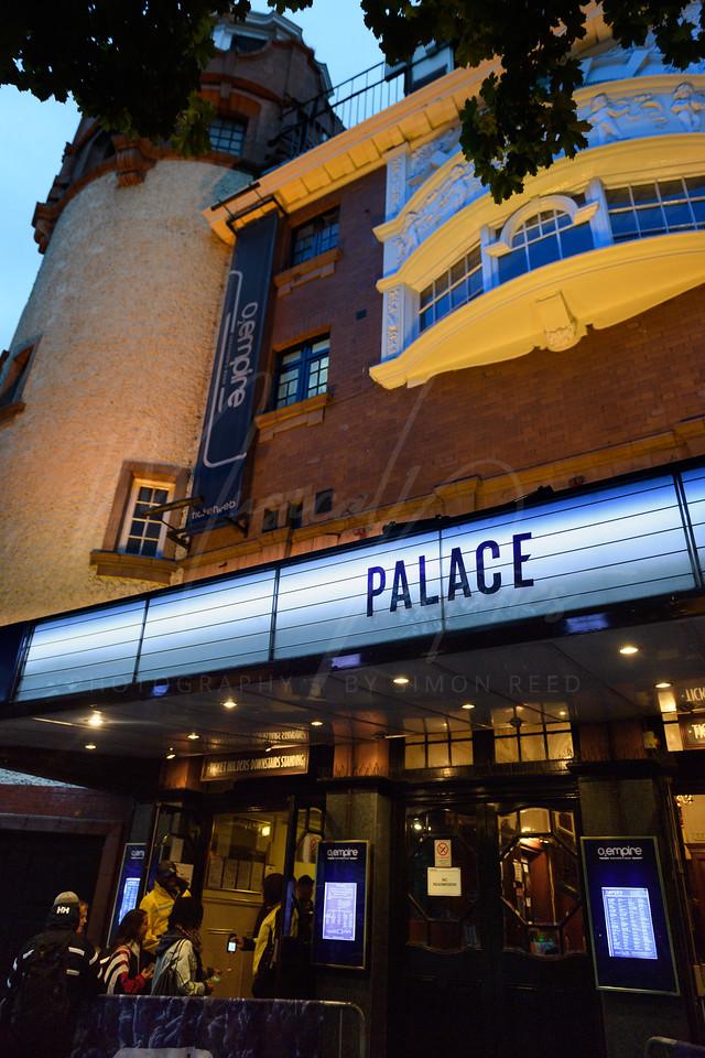 Palace at O2 Shepherds Bush Empire 27/04/17