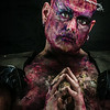8 Deadly Temptations of Man Set 1 - Lucifer shot in Studio 5 Graphics studio downtown Seattle.
