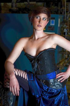 Ann Set 2 Steampunk and Aristrocrats Photo Shoot