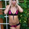 bikini Model Brittany Platinum Blonde