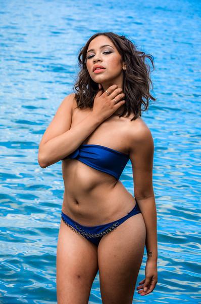 Bikini Model Chantal - Water Nymph
