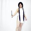 Cooking Saeko Anime Cosplay