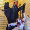 Daemon Puppet Master horror themed photo shoot