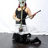 Gasmask girl set 3
