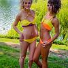 Bikini Glamour Models Kelly and Brittany