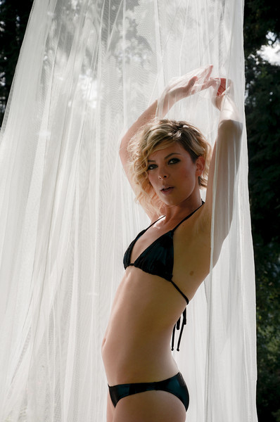 Javs Anne - probably one of the most classic bikini models I have ever worked with