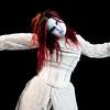 Human Puppet horror themed photo shoot