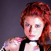 Katie electrical tape set 4 implied nude fetish