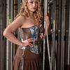 Kristen Ash Set 1 Steampunk and Aristrocrats Photo Shoot