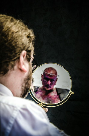Lucifer in the Mirror 8 Deadly Temptations of Man