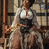 Model 1 Steampunk and Aristrocrats Cosplay Photo Shoot