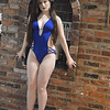 bikini model classic vintage pinup pin-up pin up sexy erotic cool hot high contrast