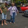 Behind the Scenes at the Rock the Bikini Photo Shoot in Polsbo Washington 2013