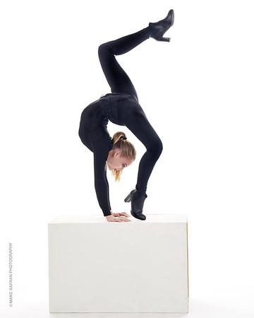 Cirque Contortionist, Gymanst  Beligium