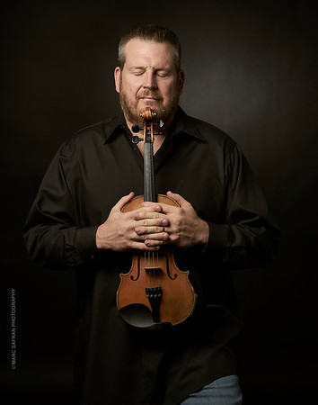 Joe Davoli Fiddle Musician