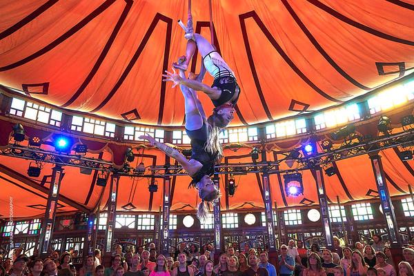 Cirque D'Illusion.  Rochester Fringe Festival 2019