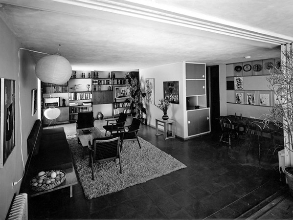 First Floor - Living Room