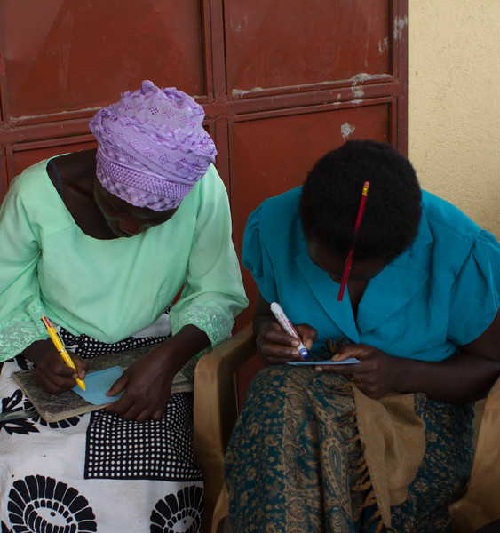 CEDAW Diamond Step 1: Individual reflection and Drawing on the cards