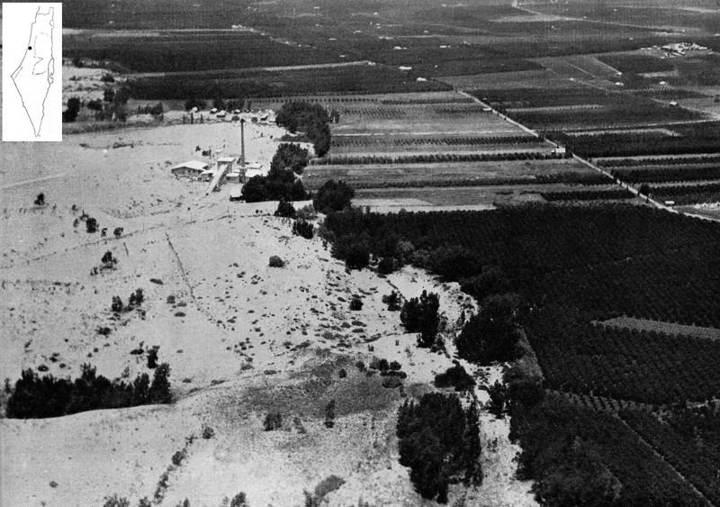 The Plain of Sharon