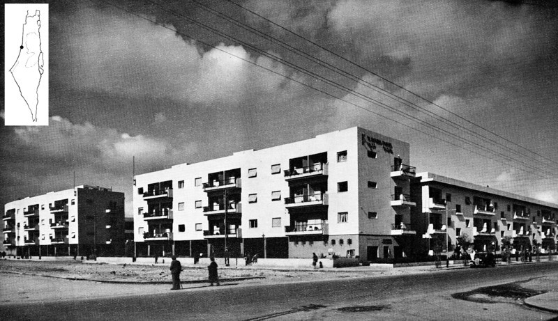 Cooperative Housing in Northern Tel Aviv