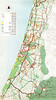 Fig. 69. Tel Aviv Region Open Spaces Map