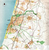 Fig. 71. Greater Tel Aviv Map