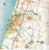 Fig. 71. Greater Tel Aviv Map