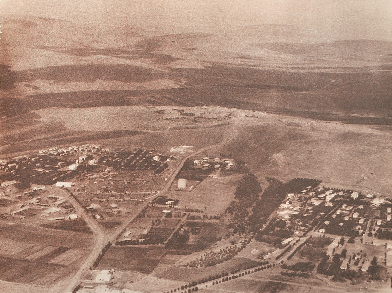 En Harod and Tel Yoseph
