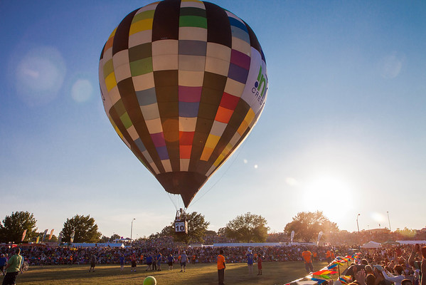 Plano Hot Air Balloon Festival