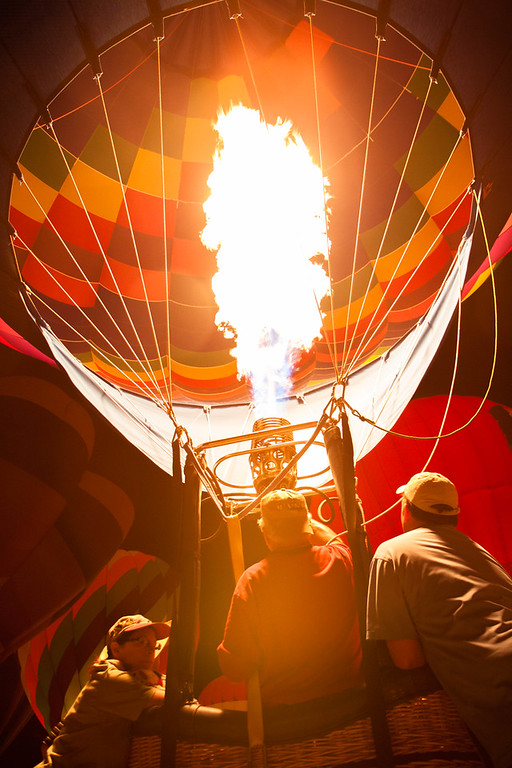 Plano Hot Air Balloon Festival
