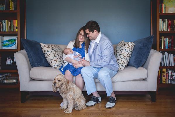 Newborn boy by Mindy Joy Photography