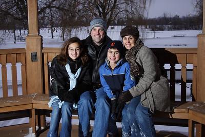 Hunter Family 20081206