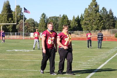 2012 Juniors vs Seniors