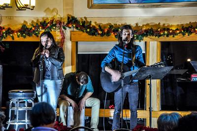 Christmas Eve Service 12-23-2015