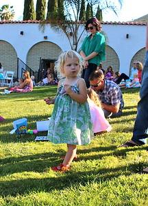 Rancho Capistrano Saddleback Church Saturday Easter Weekend 2015 Cindy S.