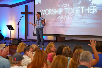 Rancho Sunday  Service 8-3-2013