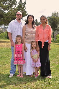 Easter Family Portraits 2013