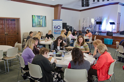 RC Womens Ministry 2012