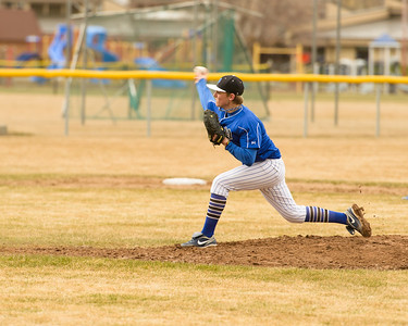 Preston High Baseball v. Bear Lake