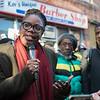 Saheed Vassell Shooting Protest in Brooklyn