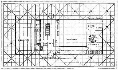 Entrance Floor Plan